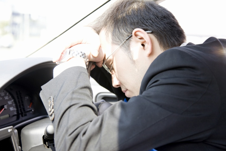 交通事故問題に遭われた場合、心得ておくポイント!